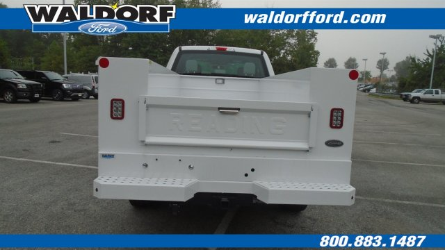 2018 F-350 Super Cab 4x4,  Reading Service Body #WJ6097 - photo 6