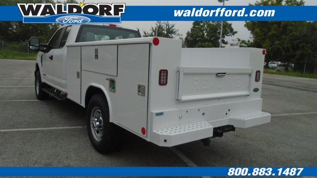 2018 F-350 Super Cab 4x4,  Reading Service Body #WJ6097 - photo 2