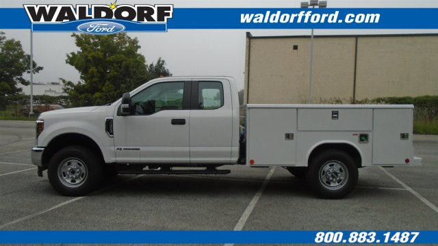 2018 F-350 Super Cab 4x4,  Reading Service Body #WJ6097 - photo 7