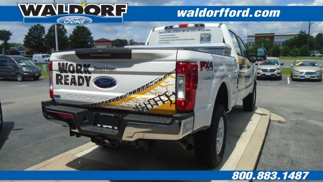 2018 F-250 Crew Cab 4x4,  Pickup #WJ6184 - photo 5
