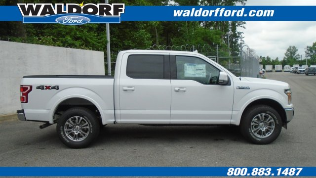 2018 F-150 SuperCrew Cab 4x4,  Pickup #WJ6217 - photo 4