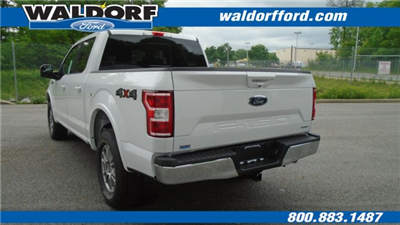 2018 F-150 SuperCrew Cab 4x4,  Pickup #WJ6217 - photo 2