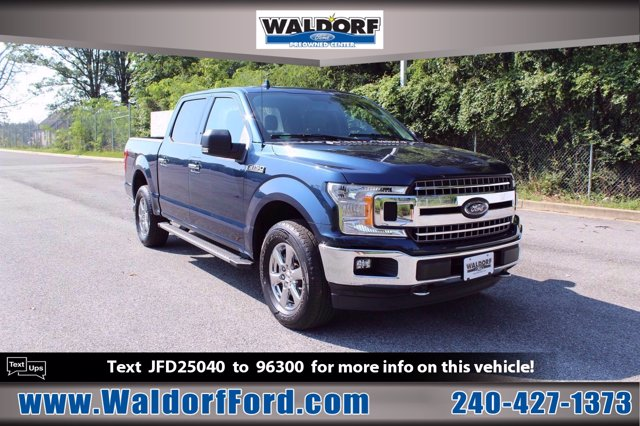 2018 F-150 SuperCrew Cab 4x4,  Pickup #WJ6218 - photo 3