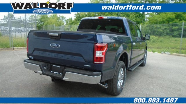 2018 F-150 SuperCrew Cab 4x4,  Pickup #WJ6218 - photo 5