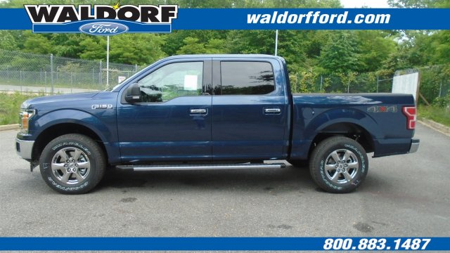 2018 F-150 SuperCrew Cab 4x4,  Pickup #WJ6218 - photo 7
