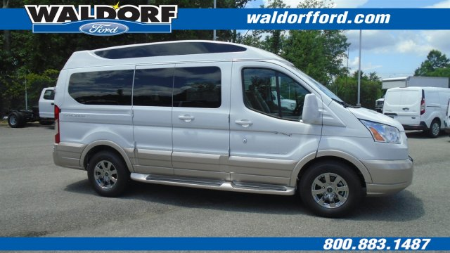 2018 Transit 150 Low Roof 4x2,  Passenger Wagon #WJ6223 - photo 4