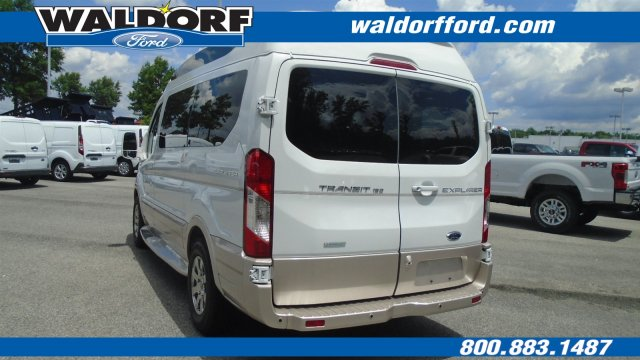 2018 Transit 150 Low Roof 4x2,  Passenger Wagon #WJ6223 - photo 2