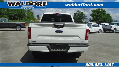 2018 F-150 SuperCrew Cab 4x4,  Pickup #WJ6260 - photo 6