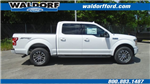 2018 F-150 SuperCrew Cab 4x4,  Pickup #WJ6260 - photo 4