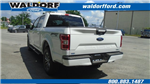 2018 F-150 SuperCrew Cab 4x4,  Pickup #WJ6260 - photo 2