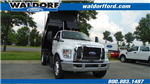 2018 F-750 Regular Cab DRW 4x2,  Godwin Manufacturing Co. Dump Body #WJ6328 - photo 4