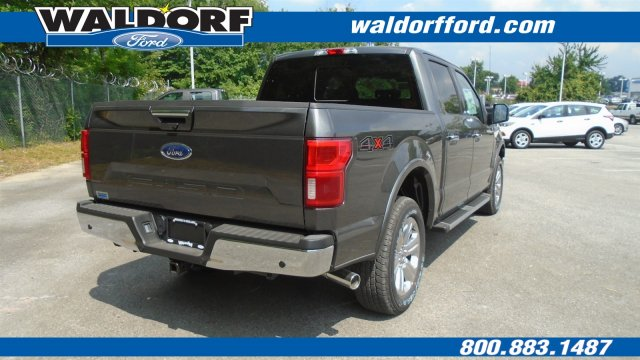2018 F-150 SuperCrew Cab 4x4,  Pickup #WJ6361 - photo 5