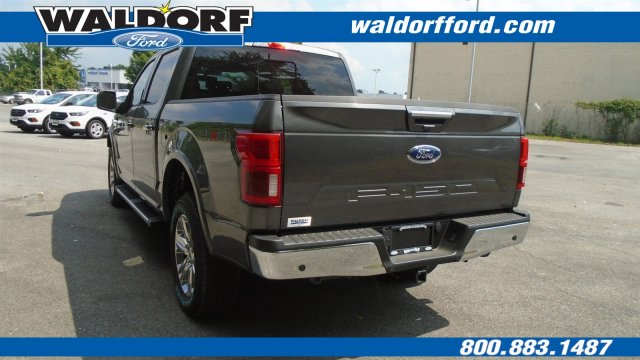 2018 F-150 SuperCrew Cab 4x4,  Pickup #WJ6361 - photo 2