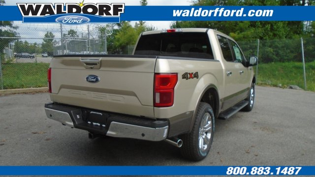 2018 F-150 SuperCrew Cab 4x4,  Pickup #WJ6457 - photo 3