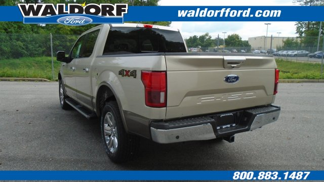 2018 F-150 SuperCrew Cab 4x4,  Pickup #WJ6457 - photo 5