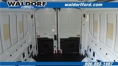 2018 Transit 250 Med Roof 4x2,  Empty Cargo Van #WJ6477 - photo 2