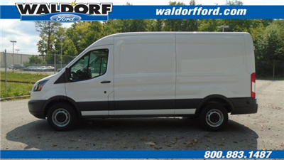 2018 Transit 250 Med Roof 4x2,  Empty Cargo Van #WJ6477 - photo 7