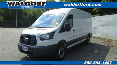 2018 Transit 250 Med Roof 4x2,  Empty Cargo Van #WJ6477 - photo 1