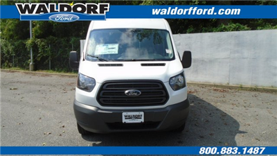 2018 Transit 250 Med Roof 4x2,  Empty Cargo Van #WJ6477 - photo 8