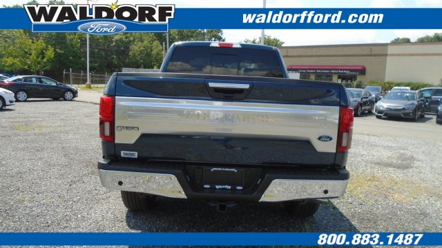 2018 F-150 SuperCrew Cab 4x4,  Pickup #WJ6487 - photo 5