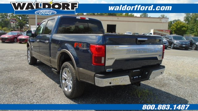 2018 F-150 SuperCrew Cab 4x4,  Pickup #WJ6487 - photo 2