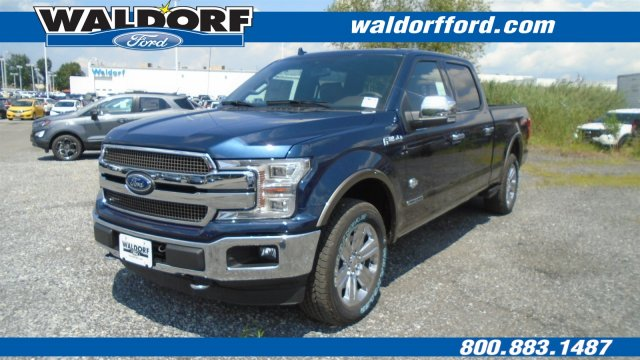 2018 F-150 SuperCrew Cab 4x4,  Pickup #WJ6487 - photo 1