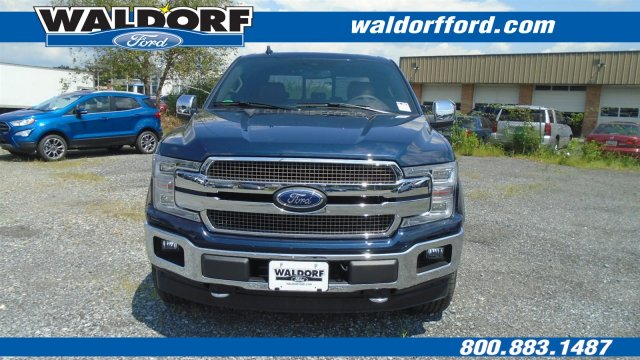 2018 F-150 SuperCrew Cab 4x4,  Pickup #WJ6487 - photo 7