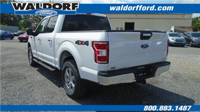 2018 F-150 SuperCrew Cab 4x4,  Pickup #WJ6488 - photo 2