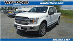2018 F-150 SuperCrew Cab 4x4,  Pickup #WJ6488 - photo 1
