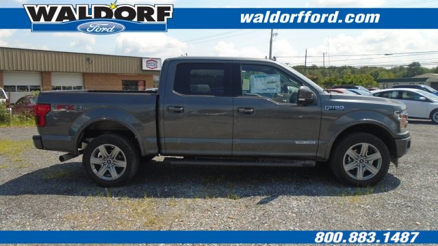 2018 F-150 SuperCrew Cab 4x4,  Pickup #WJ6489 - photo 3