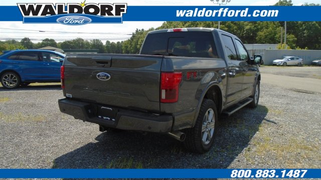 2018 F-150 SuperCrew Cab 4x4,  Pickup #WJ6489 - photo 4