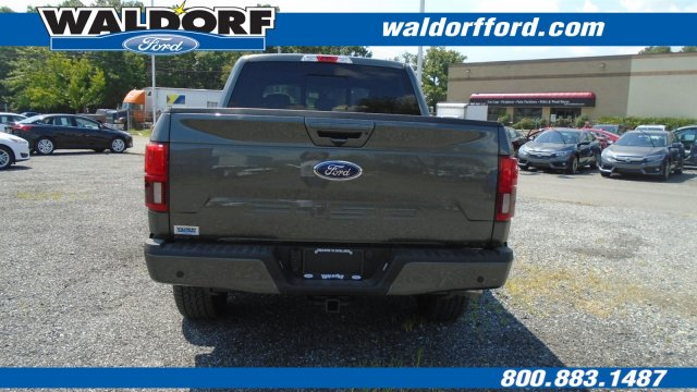 2018 F-150 SuperCrew Cab 4x4,  Pickup #WJ6489 - photo 5