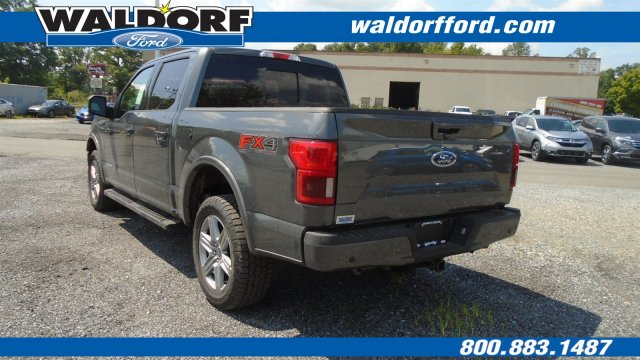 2018 F-150 SuperCrew Cab 4x4,  Pickup #WJ6489 - photo 2