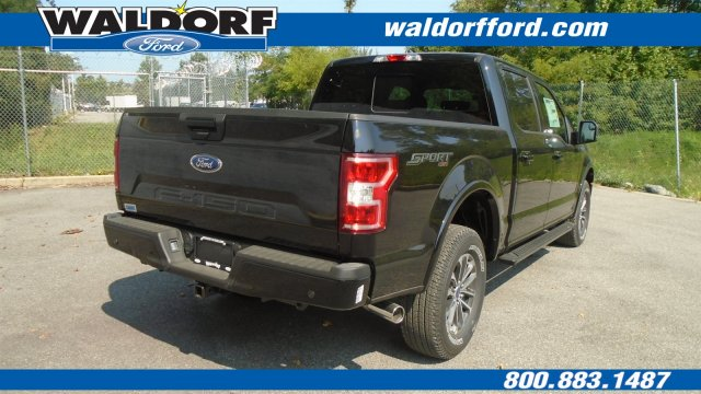2018 F-150 SuperCrew Cab 4x4,  Pickup #WJ6557 - photo 5