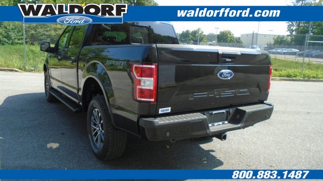 2018 F-150 SuperCrew Cab 4x4,  Pickup #WJ6557 - photo 2