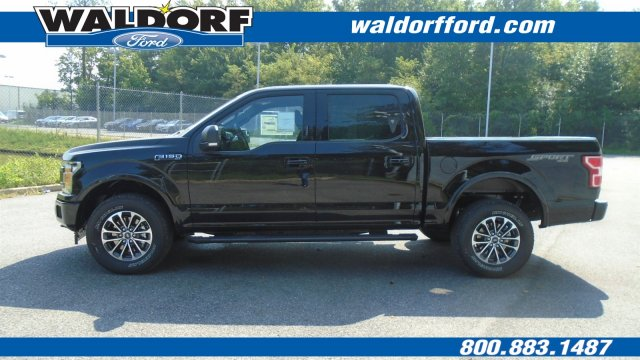2018 F-150 SuperCrew Cab 4x4,  Pickup #WJ6557 - photo 7