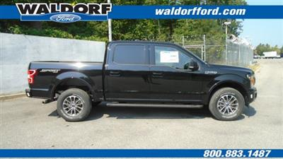 2018 F-150 SuperCrew Cab 4x4,  Pickup #WJ6557 - photo 4