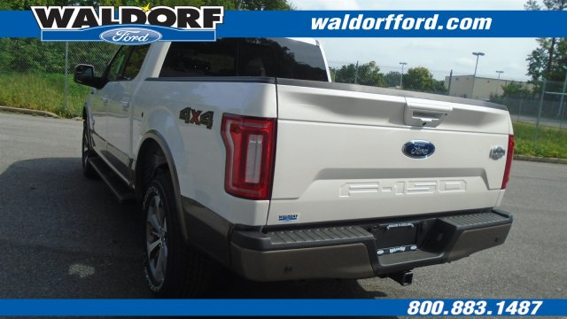 2018 F-150 SuperCrew Cab 4x4,  Pickup #WJ6566 - photo 2