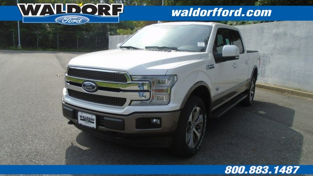 2018 F-150 SuperCrew Cab 4x4,  Pickup #WJ6566 - photo 1