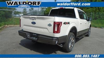 2018 F-150 SuperCrew Cab 4x4,  Pickup #WJ6566 - photo 5