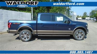 2018 F-150 SuperCrew Cab 4x4,  Pickup #WJ6567 - photo 4