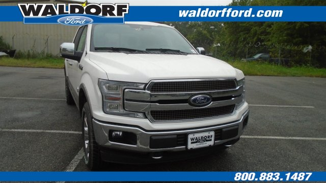 2018 F-150 SuperCrew Cab 4x4,  Pickup #WJ6624 - photo 3
