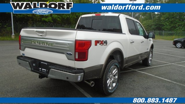 2018 F-150 SuperCrew Cab 4x4,  Pickup #WJ6624 - photo 5