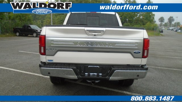 2018 F-150 SuperCrew Cab 4x4,  Pickup #WJ6624 - photo 6