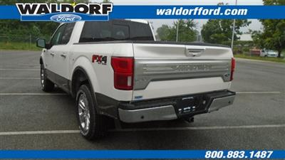 2018 F-150 SuperCrew Cab 4x4,  Pickup #WJ6624 - photo 2