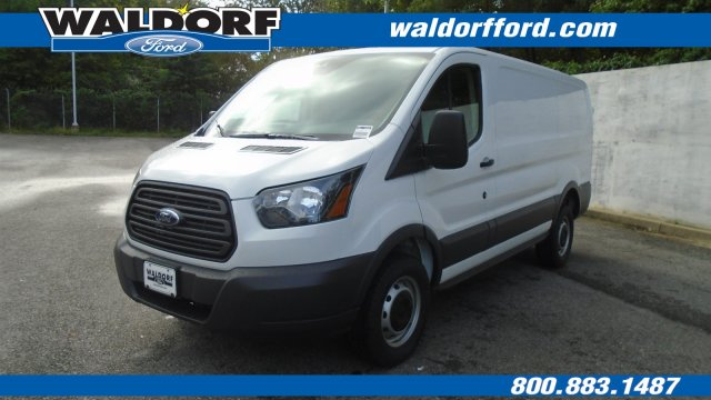 2018 Transit 250 Low Roof 4x2,  Empty Cargo Van #WJ6640 - photo 1