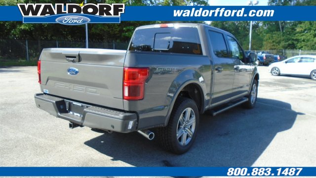 2018 F-150 SuperCrew Cab 4x4,  Pickup #WJ6653 - photo 5