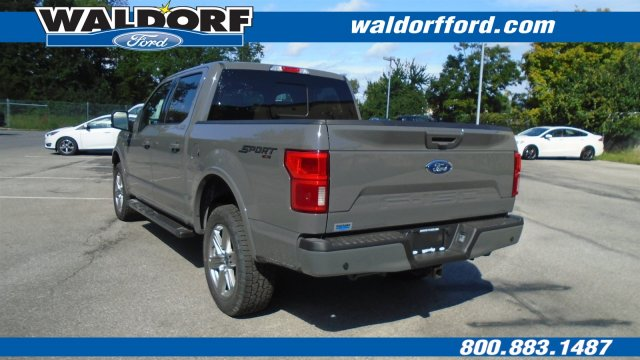 2018 F-150 SuperCrew Cab 4x4,  Pickup #WJ6653 - photo 2