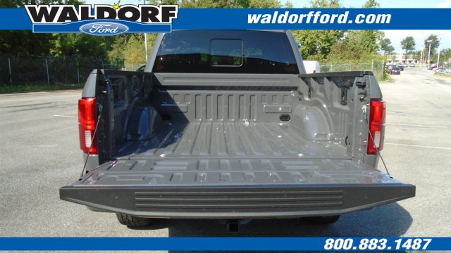 2018 F-150 SuperCrew Cab 4x4,  Pickup #WJ6653 - photo 9