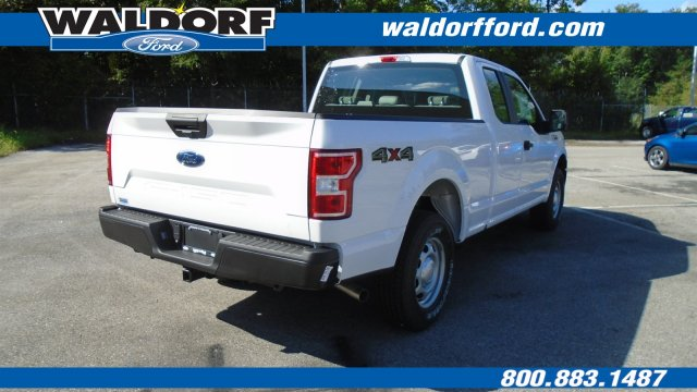 2018 F-150 Super Cab 4x4,  Pickup #WJ6657 - photo 5